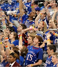Kansas Men's Hoops Heads to Big 12 Championship in Kansas City - University of Kansas Official Athletic Site