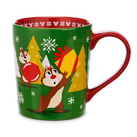 Mug Tic et Tac de Noël