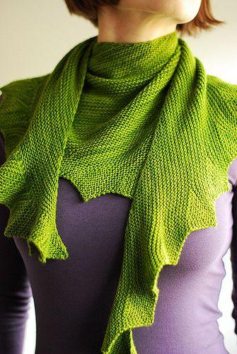 Pattern: Lintilla by Martina Behm Yarn: Wollmeise Sockenwolle 80/20 Twin