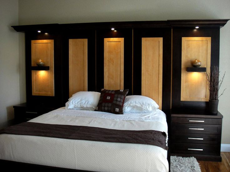 1000 ideas about bedroom wall units on pinterest