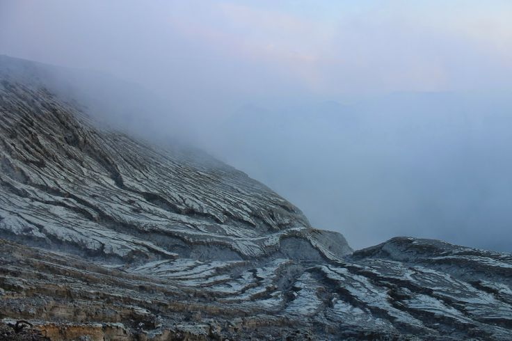 Kawah Ijen, East Java, Indonesia, volcano #VirtualTourist
