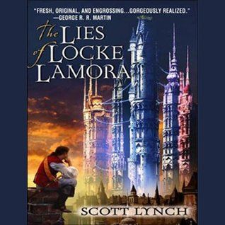 Audiobook Review: The Lies of Locke Lamora by Scott Lynch (@mlsimmons @scottlynch78 @TantorAudio)