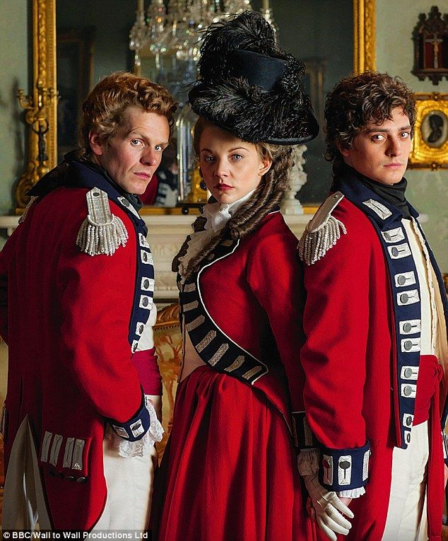 BBC Two - The Scandalous Lady W (Will definitely watch this! Natalie Dormer is perfect for this role! Have always loved her since her role as Anne Boleyn in The Tudors)