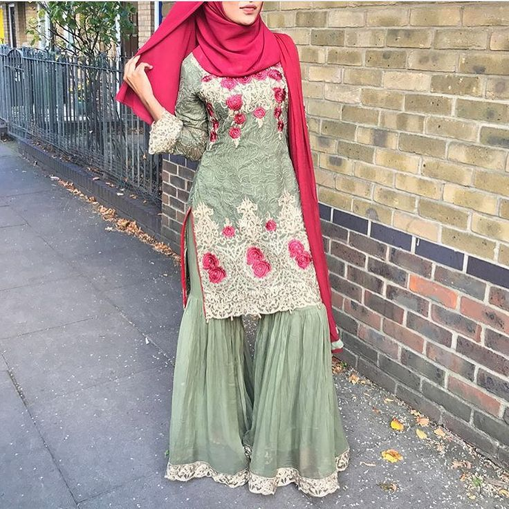 #Repost from @biba_trends Remember to tag us in your Eid pics or use the hashtag #PSSEID for a chance to be featured ⭐️⭐️ #PakistanStreetStyle