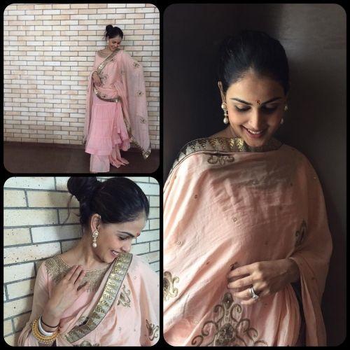Genelia D'Souza in Anhad by Ishita Singh