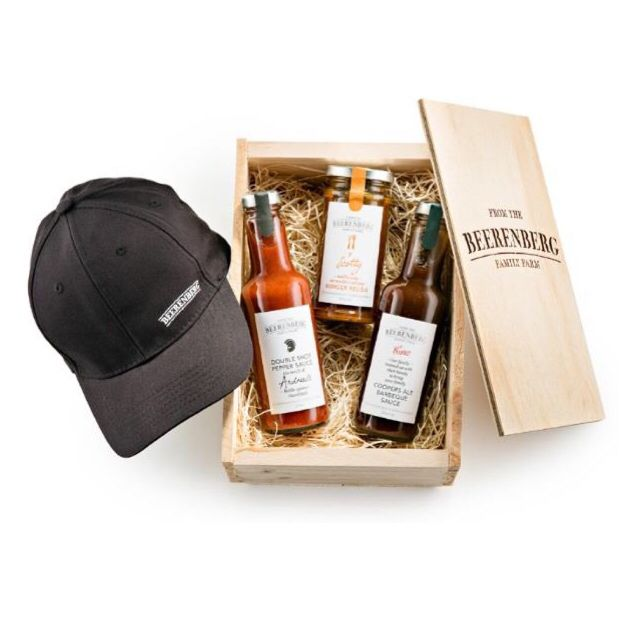 Want to be Dad's favourite this year?  Give him one of these!  Available now in our Farm Shop and online store. http://bit.ly/2bisqn9  #Beerenberg #BeerenbergFarm #FathersDay #GiftIdeas #FathersDayGiftIdeas