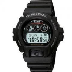 Solar Atomic Watch Regular price$ 130.00 Add to Cart Casio G Shock Solar Atomic Watch  This Solar Atomic model is based on the original DW6900 model, G-Shock's best-selling case design. With this model, a Solar Atomic Timekeeping system was employed without changing the basic design of the watch. This makes it possible to generate power to keep the watch running with extreme accuracy and minimal exposure to normal lighting. This simple design was achieved by eliminating as much coloring and…