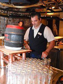 Kölsch Bier ist eine spezialität aus Köln