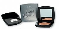 Gold & Bronze (highlighter & bronzing powder) No 20. An ultra-light texture is a leading feature of these powders with their extraordinary luminosity.     Matt or pearl, they blend perfectly into the skin thanks to the use of carefully selected, fine pigments that alter reflected light to get a uniform result, without blotches.     The presence of moisturizing substances helps avoid the drying effect typical of some powders.