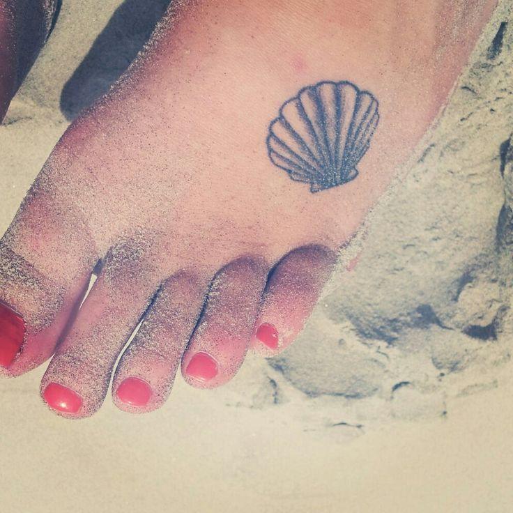 Best 20 seashell tattoos ideas on pinterest shell for Seashell tattoo meaning