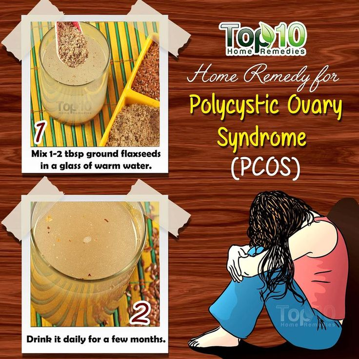 There is no cure for PCOS but these natural, homeopathic options can aide in reducing common problems.