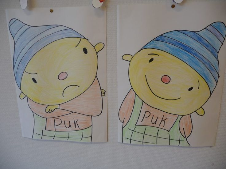 kringactiviteiten / Dit ben ik! / Thema's Puk | Peuterpret.jouwweb.nl