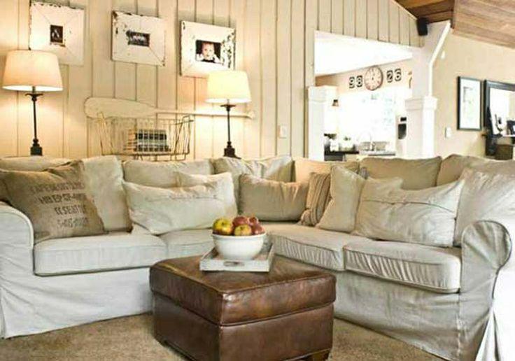 Wood Paneling Living Room Pinterest