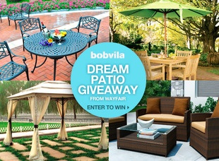 Dream Patio Giveaway: Bob Village, Favorite Places, Classic Patio, Patio Furniture, Bobs Villa, Contest, 2012 Bobvila Com, Bobvila Sweepstak, Dreams Patio