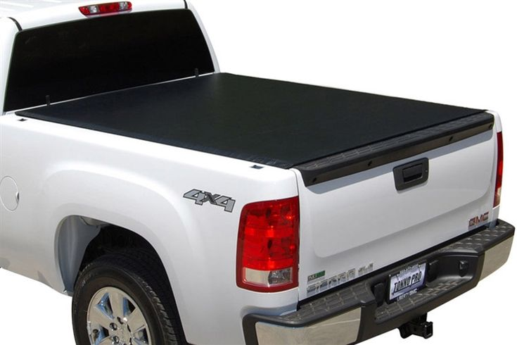 Low Profile Roll Up Truck Bed Cover - Lo-Roll - Free Shipping
