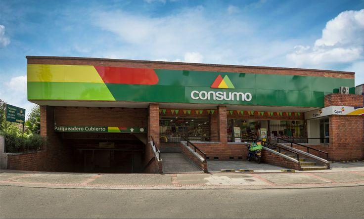 Consumo de Itagüí, ubicado en la Carrera 50ª #38-84.