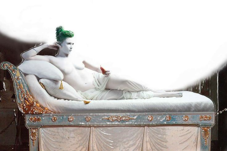 "photo by Michelangelo Arizzi Adele Ceraudo ""PAOLINA..."""