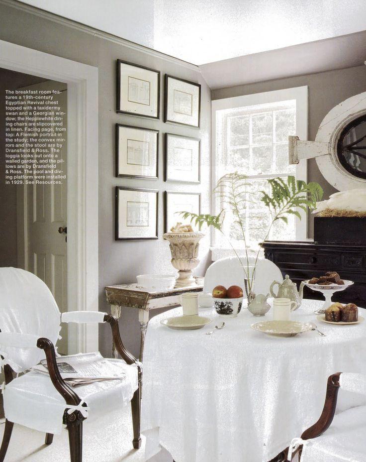 A Divine Dining Room Interior Design Dransfield Ross