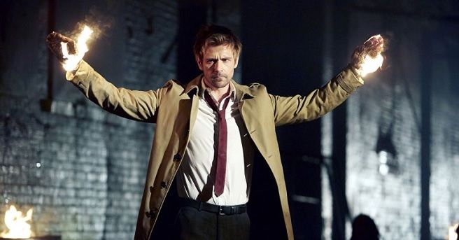 Constantine May Be Getting A New Tv Show With Matt Ryan In The Lead Matt Ryan Constantine Constantine Tv Show Constantine Tv