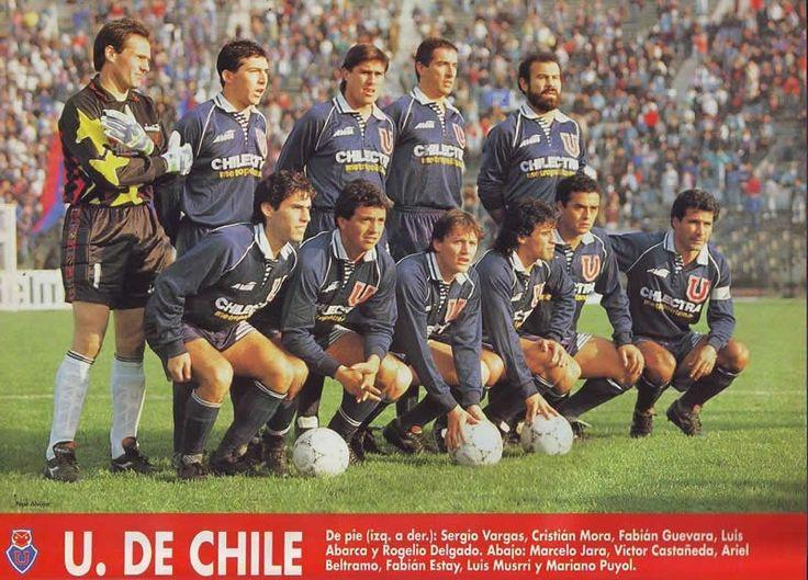 u de chile 1993