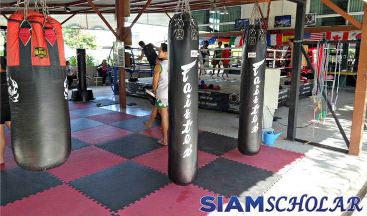 martial arts schools and gyms - Muay Thai gym  A review of Khongsittha Muay Thai gym in Bangkok, Thailand