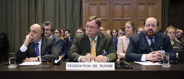 #world #news  Russia in The Hague: the lies, the fakes, and the fairy…  #freeSentsov #FreeUkraine @POTUS @realDonaldTrump @thebloggerspost
