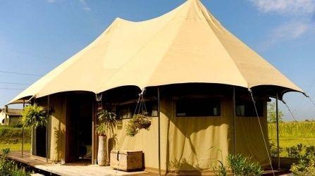 Glamping: turismo in tenda di lusso | Lussuosissimo