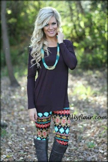 Best 25+ Patterned leggings outfits ideas on Pinterest