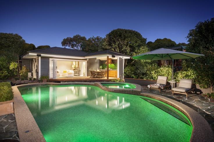 Pool House Mt Martha