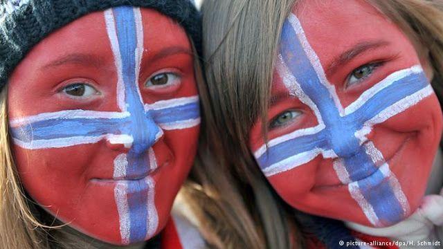 Μεγάλη Βρετανία όπως Νορβηγία