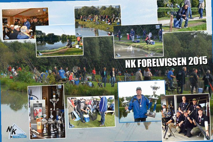 Hier kunnen jullie het verslag lezen en de vele foto's bekijk van het Nederlands Kampioenschap Forelvissen 2015, welke op zaterdag 3 oktober gehouden werd bij Forellenvisvijvers De Woldstek in Ruinerwold.