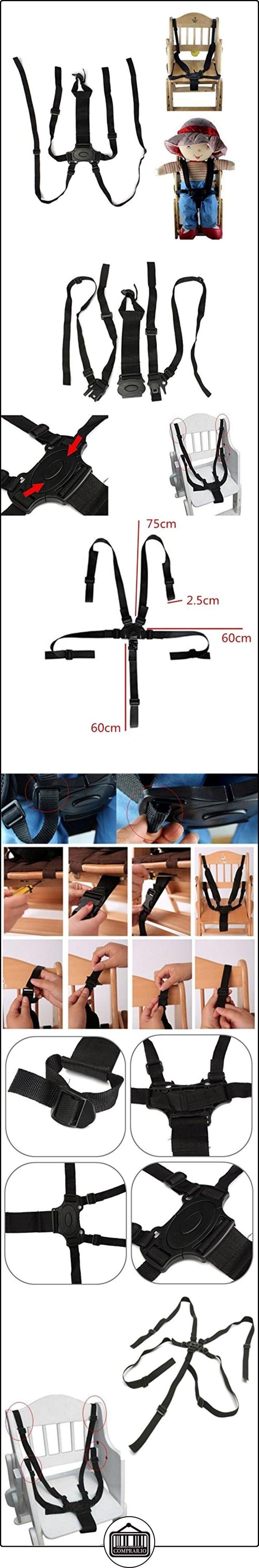 Kungfu Mall fija Cinturón Ajustable 5punto Kid bebé silla de paseo silla bebé Buggy asiento fijación disco correa cinturón arnés seguridad protección  ✿ Seguridad para tu bebé - (Protege a tus hijos) ✿ ▬► Ver oferta: http://comprar.io/goto/B01DKHNXQC