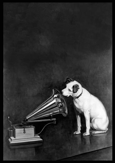 His Master S Voice Rca Nostalgia Pinterest