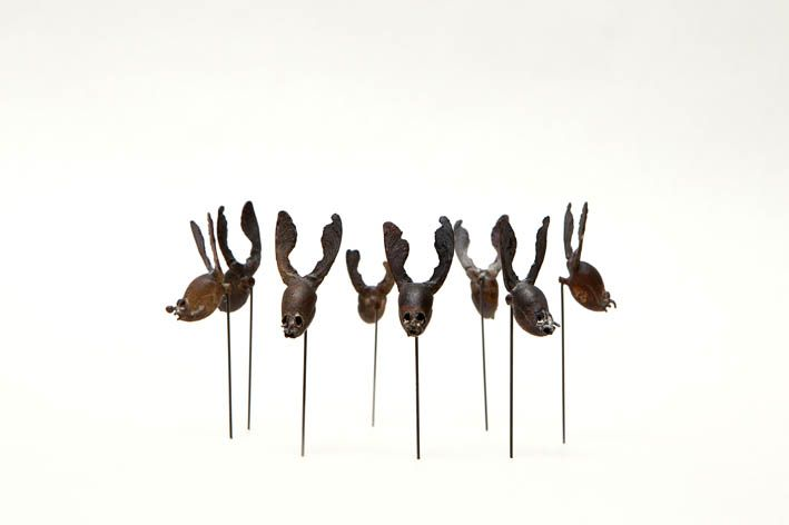 "Galerie Spektum ""Terra Mutantica"", Attai Chen"