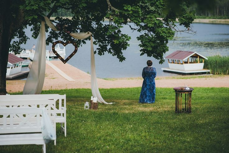 Свадьба под открытым небом