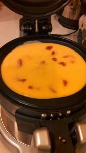 Waring Pro Breakfast Express Belgian Waffle & Omelet Maker, WMR300