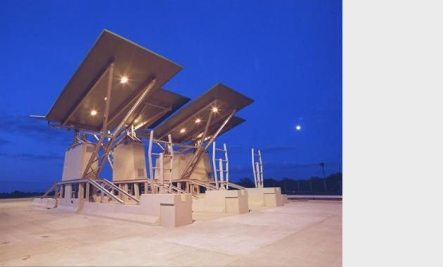 Baobab Toll Plaza | Mathews & Associates Architects cc | Phaidon Atlas