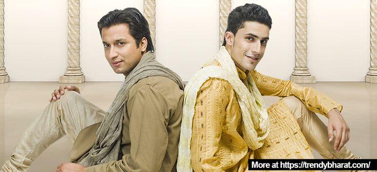 8 Latest Gents Kurta Designs to Make You Look Elegantly Desi