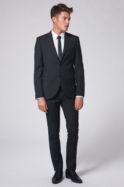 Liam skinny suit $449.98 available at Roger David