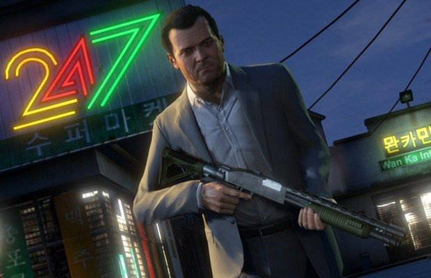 """GTA 5 - """"A Picket Fence and a Dog Named Skip"""" Trailer"""