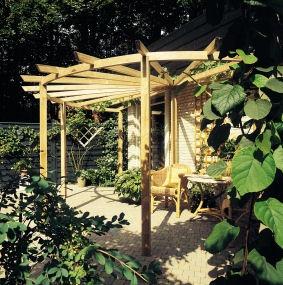 yard patio design circle pergola 4 circle beekeeper arbor pergolas
