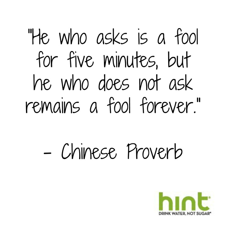 Chinese Proverbs About Food