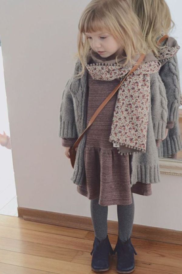 Nice 17 Modest and Adorable Bohemian Kids Outfit https://mybabydoo.com/2018/01/08/bohemian-kids-outfit/ Bohemian Kids Outfit can be an alternative for a simple yet adorable outfit. Remember that the kids will love to move a lot, so this simple one is actually good for her movement.