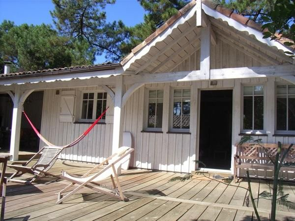 traditional house Cap Ferret France