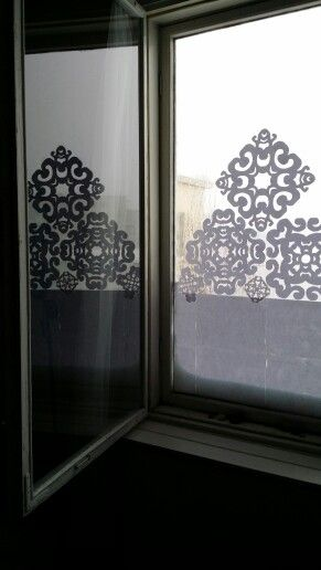Window ornament