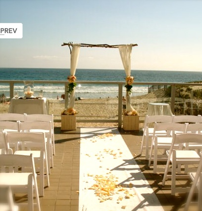 17 best images about wedding wednesday west coast beach for Malibu house rentals for weddings