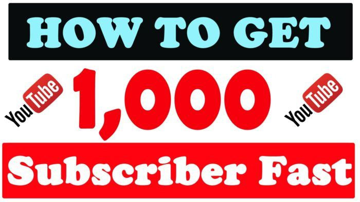 How to get 1000 YouTube Subscribers in 30 days | upworkitagency