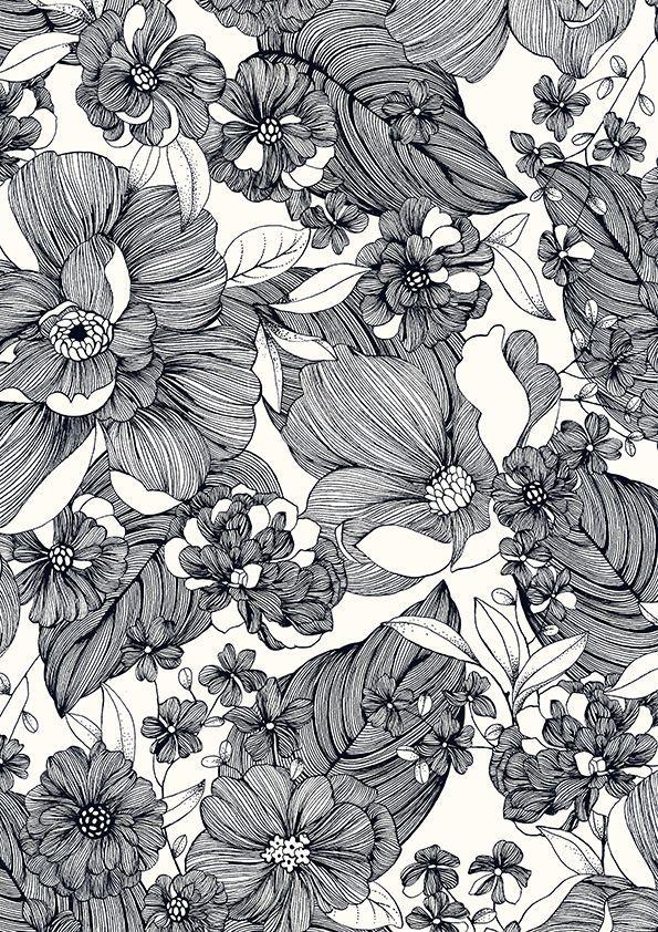 Si vous aimez les fleurs et les décorations picturales chargées, cette sélection devrait assurément vous faire rêver. Nous avons e