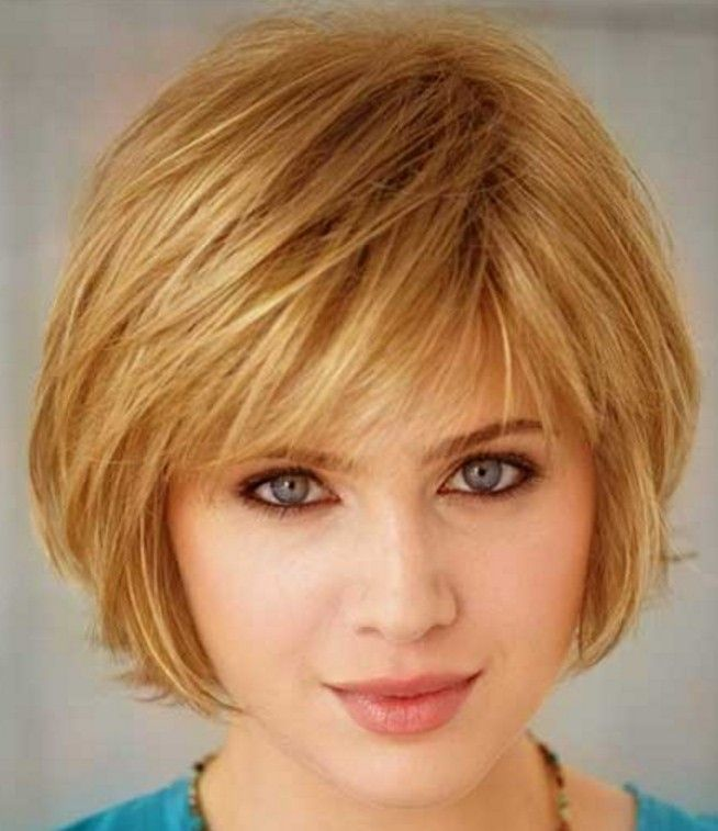 Sarışınlar İçin Kısa Saç Kesimi