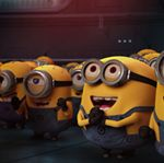 Minions with names and pictures